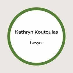 Kathryn Koutoulas